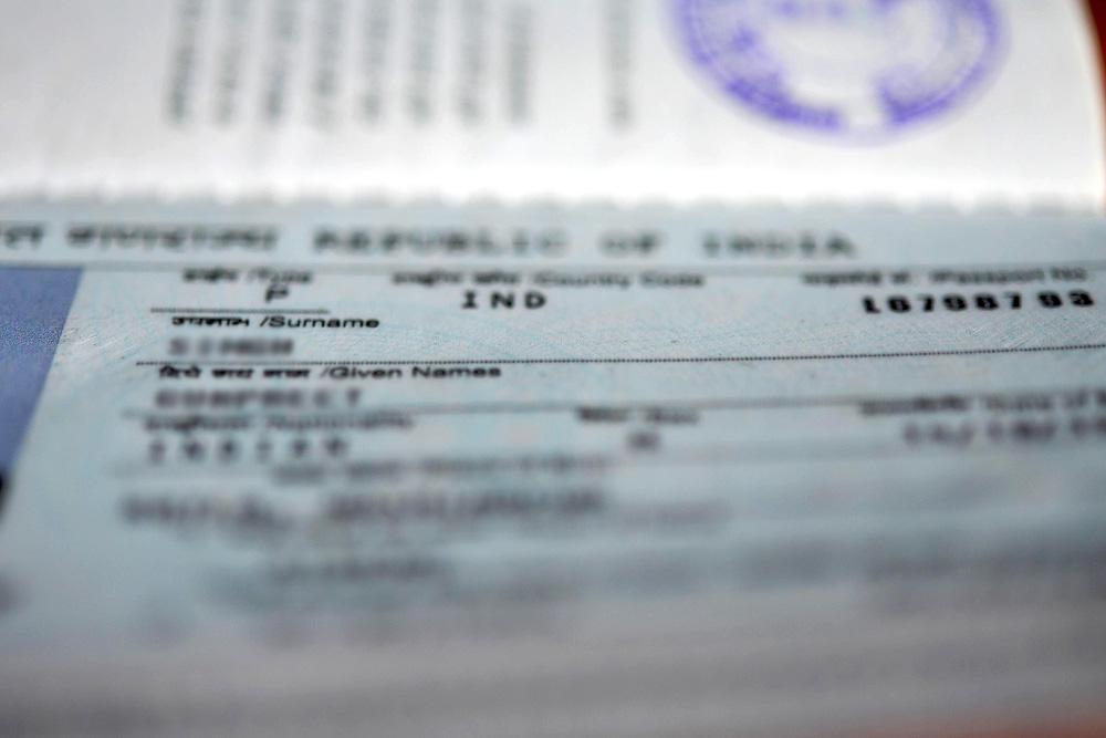 Pakistańczyk próbował dostać się do Polski na podrobionym paszporcie. Wydrukował go na drukarce