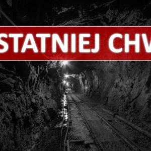 Wypadek w kopalni na Śląsku! Trwa akcja ratunkowa. Poszukiwani górnicy