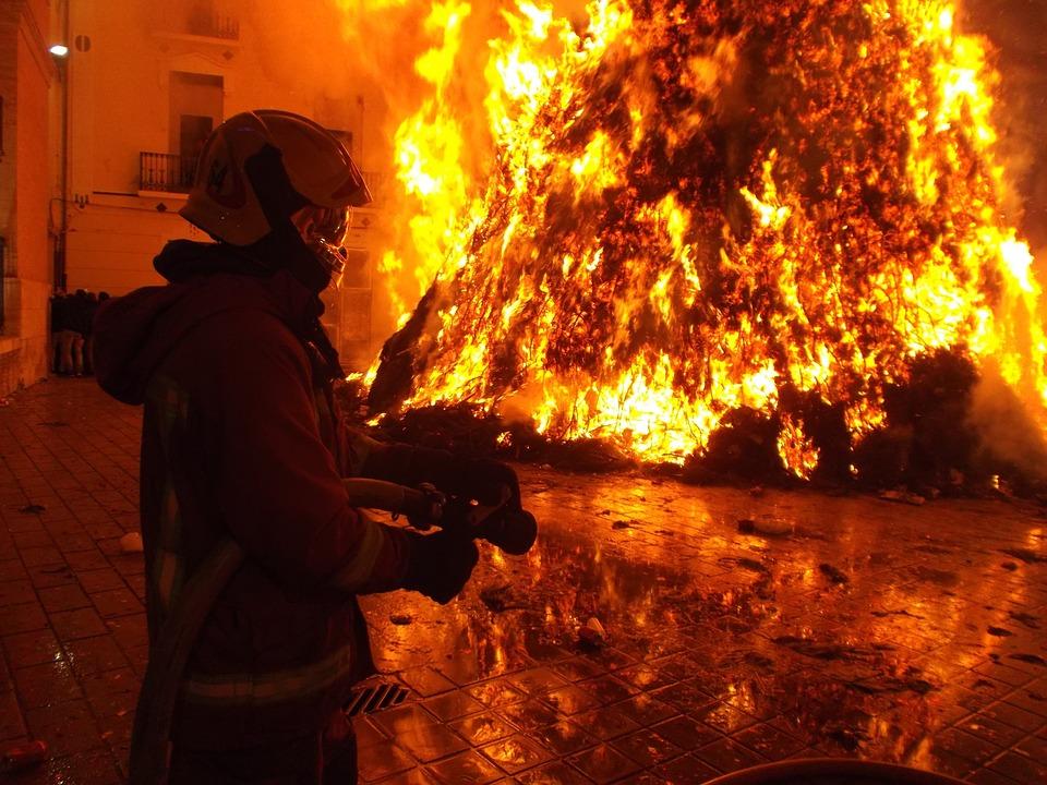 Podpalono dom. Nie żyje jedna osoba