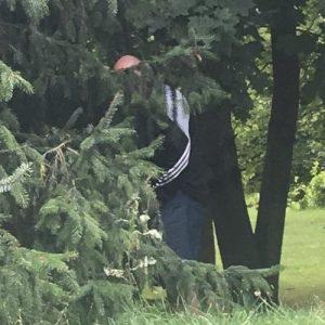 Warszawa: zboczeńcy w parku na Mokotowie. Obnażali się przy placu zabaw