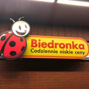 Ruszają outlety Biedronki. Artykuły przemysłowe za połowę ceny!