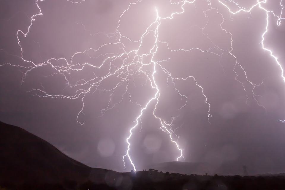 Read more about the article IMGW ostrzega. Przed weekendem burze i deszcze