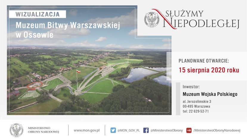 Powstanie Muzeum Bitwy Warszawskiej!