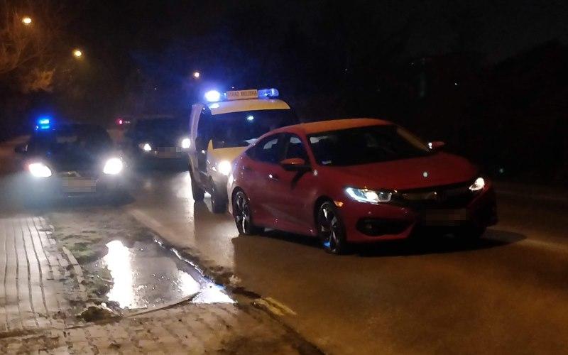 Pościg i strzelanina na ulicach Warszawy. Mamy więcej szczegółów