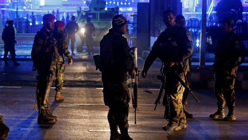 Masakra w stolicy kraju! Eksplodowała bomba. Ponad 70 osób nie żyje, a 100 jest rannych [ZDJĘCIA 18+]