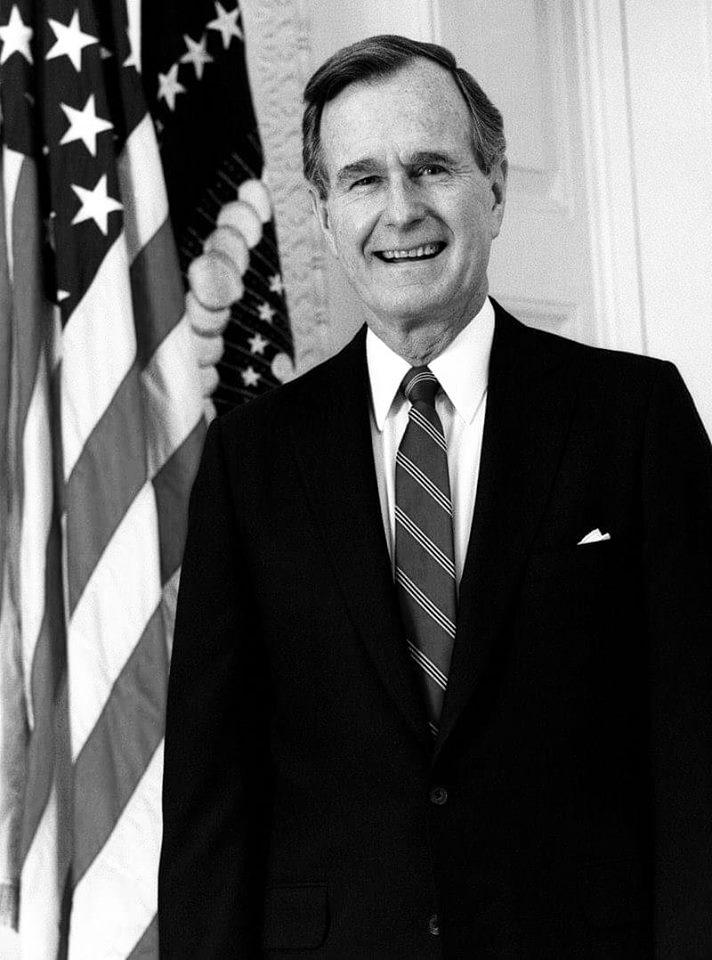 Nie żyje były prezydent USA George Bush