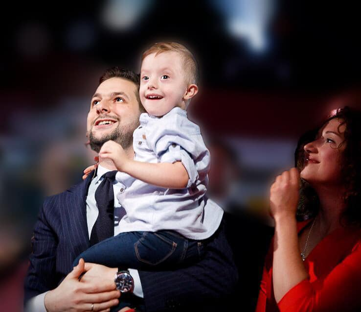 Wzruszający wpis Jakiego o synku. Przy okazji wbija szpilę władzom Warszawy?