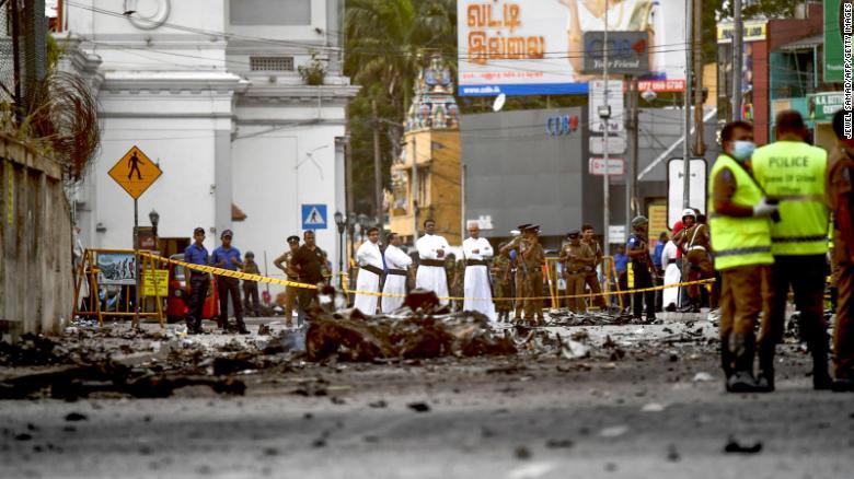 Miliarder stracił trójkę dzieci w zamachach na Sri Lance