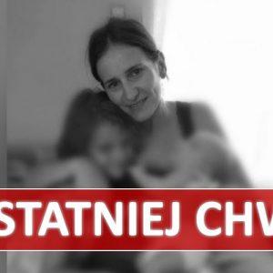Nie żyje poszukiwana kobieta w 7 miesiącu ciąży. Jej zwłoki znaleziono w lesie. Na miejscu pracuje policja