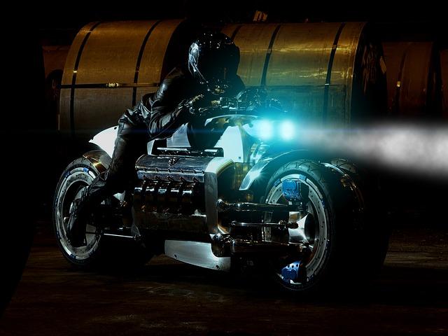 Złodziej ukradł motocykl z policyjnego magazynu