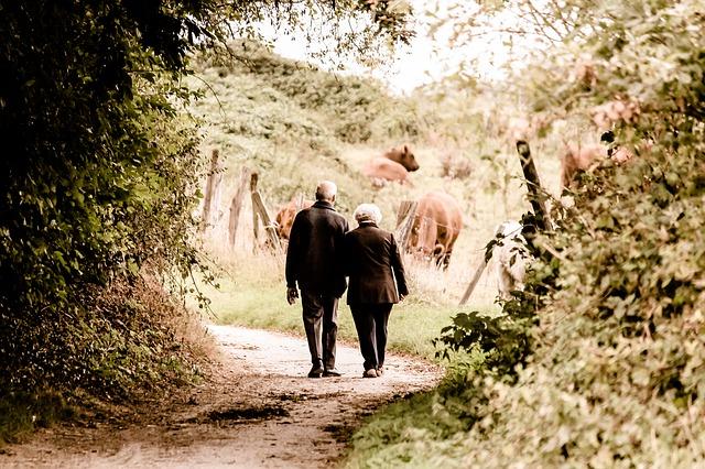 Romantyczna historia do samego końca. Małżonkowie zmarli tego samego dnia. Po 71 latach małżeństwa