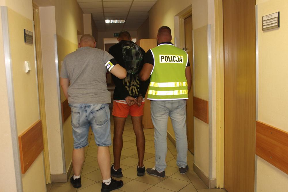 Kasprowi za napad na taksówkarza grozi do 12 lat więzienia!