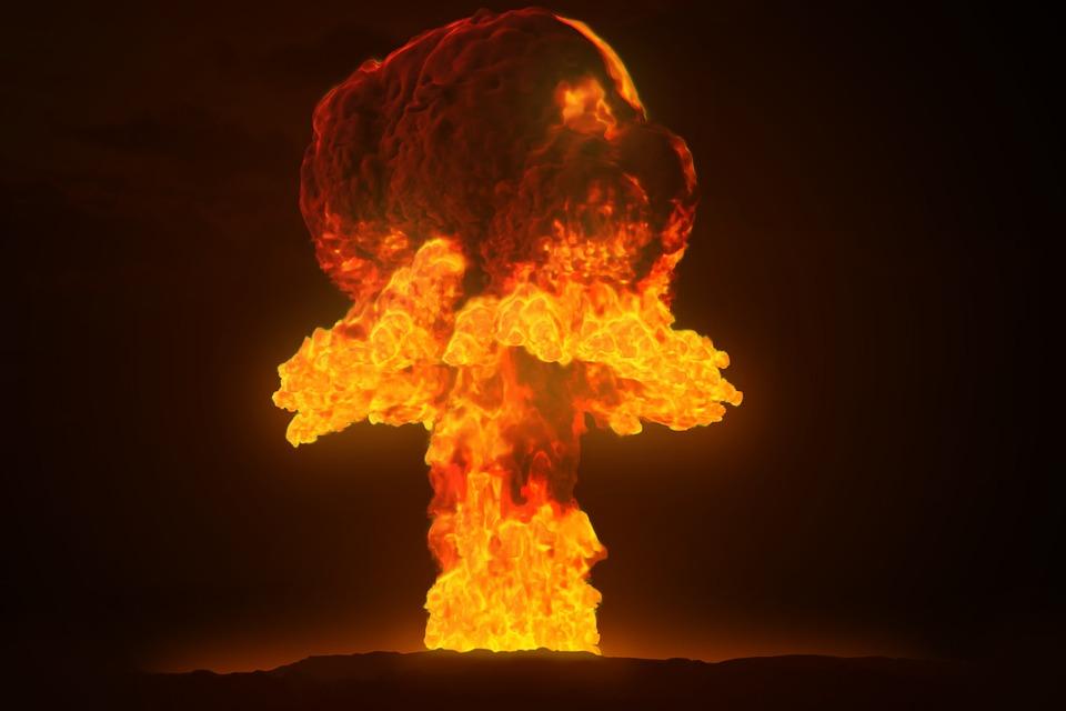 Rosja: Po wybuchu jądrowym promieniowanie zwiększyło się 20-krotnie
