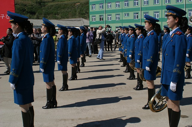 Kolejna ucieczka w Korei Północnej. Uciekinier cudem uniknął śmierci