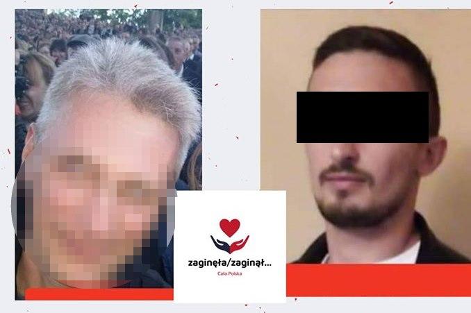 Horror pod Kielcami. Zaginął ojciec z synem, ojciec nie żyje, syn został zatrzymany