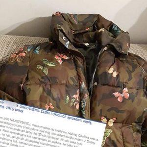 """""""Sprzedam szybko kurtkę żony!!!"""" Ogłoszenie na warszawskiej grupie. Popłaczecie się ze śmiechu"""