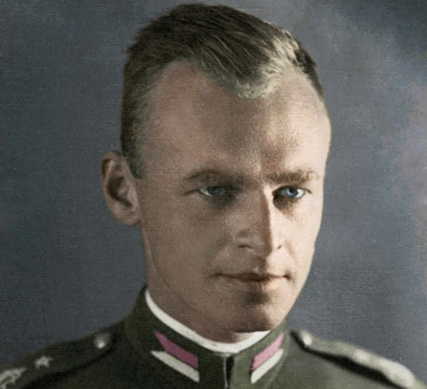 Kat zamordował go strzałem w tył głowy. Dziś 72 rocznica śmierci rotmistrza Pileckiego
