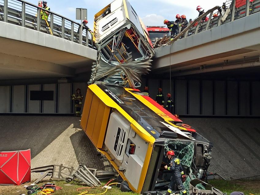 Kierowca autobusu stracił prawo jazdy za przekroczone punkty karne