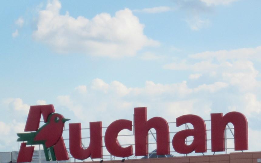 Auchan zamyka niektóre sklepy w Polsce!
