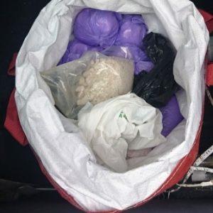 18-latek ukrywał 4 kilogramy narkotyków. Grozi mu 10 lat więzienia!