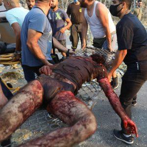 Reuters: Materiały wybuchowe na terenie portu. Doszło do eskplozji