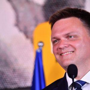 Szymon Hołownia zakłada nową partię polityczną!