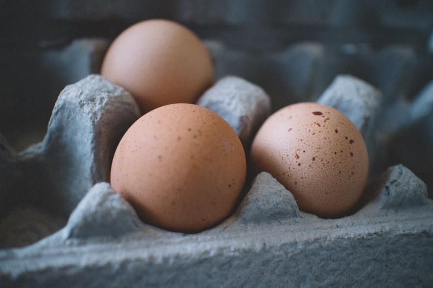 Uwaga! Masz w domu te jajka? Nie jedz ich!